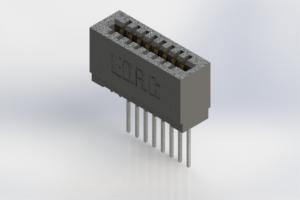 725-008-545-101 - Press-Fit Card Edge Connectors