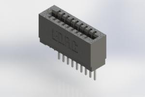 725-009-522-101 - Press-Fit Card Edge Connectors