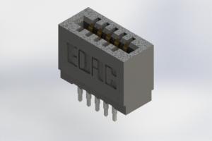 725-010-525-201 - Press-Fit Card Edge Connectors