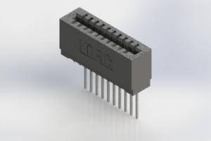 725-010-540-101 - Press-Fit Card Edge Connectors