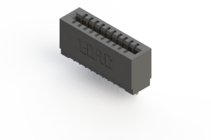 725-010-540-101 - Press-fit Card Edge Connector