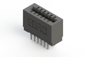 725-012-520-201 - Press-fit Card Edge Connector