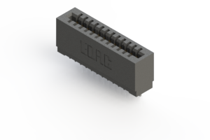725-012-540-101 - Press-fit Card Edge Connector