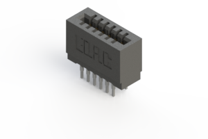 725-012-540-201 - Press-fit Card Edge Connector