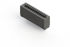 725-012-541-101 - Press-fit Card Edge Connector