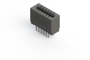 725-012-541-201 - Press-fit Card Edge Connector