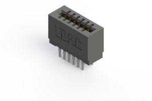 725-012-545-201 - Press-fit Card Edge Connector