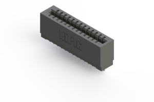 725-013-540-101 - Press-fit Card Edge Connector