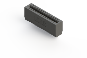 725-013-541-101 - Press-fit Card Edge Connector