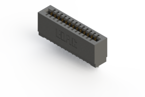 725-013-545-101 - Press-fit Card Edge Connector