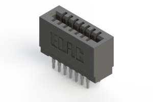 725-014-520-201 - Press-fit Card Edge Connector