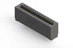 725-014-525-101 - Press-fit Card Edge Connector
