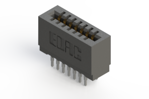 725-014-525-201 - Press-fit Card Edge Connector