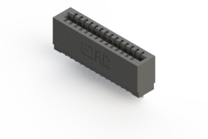 725-014-540-101 - Press-fit Card Edge Connector