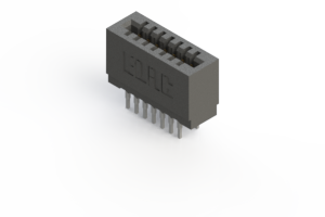 725-014-541-201 - Press-fit Card Edge Connector