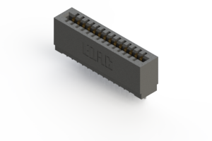 725-014-545-101 - Press-fit Card Edge Connector