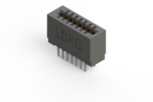 725-014-545-201 - Press-fit Card Edge Connector