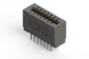 725-014-560-201 - Press-fit Card Edge Connector