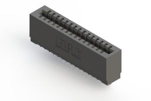 725-015-520-101 - Press-fit Card Edge Connector