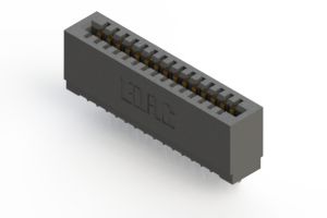 725-015-525-101 - Press-fit Card Edge Connector