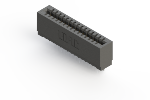 725-015-540-101 - Press-fit Card Edge Connector
