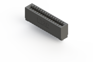 725-015-541-101 - Press-fit Card Edge Connector
