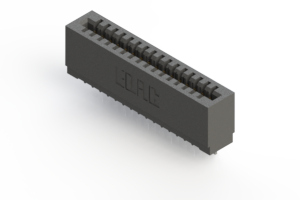 725-016-522-101 - Press-fit Card Edge Connector