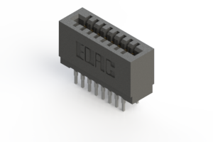 725-016-522-201 - Press-fit Card Edge Connector