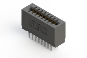 725-016-525-201 - Press-fit Card Edge Connector