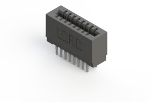 725-016-540-201 - Press-fit Card Edge Connector