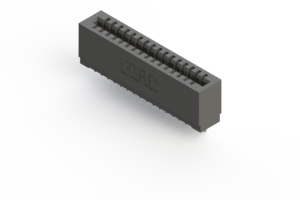 725-016-541-101 - Press-fit Card Edge Connector
