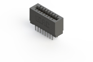725-016-541-201 - Press-fit Card Edge Connector