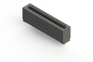 725-016-545-101 - Press-fit Card Edge Connector