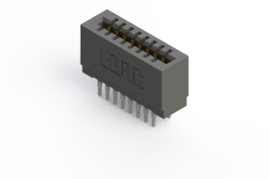 725-016-545-201 - Press-fit Card Edge Connector