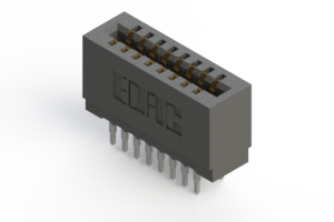725-016-560-201 - Press-fit Card Edge Connector