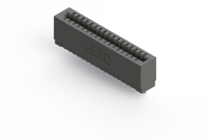725-017-541-101 - Press-fit Card Edge Connector