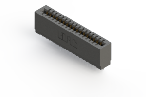 725-017-545-101 - Press-fit Card Edge Connector