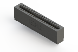 725-018-520-101 - Press-fit Card Edge Connector