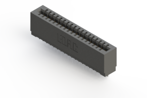 725-018-522-101 - Press-fit Card Edge Connector