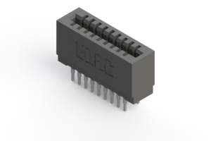 725-018-522-201 - Press-fit Card Edge Connector