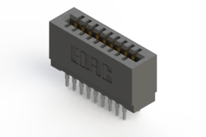725-018-525-201 - Press-fit Card Edge Connector