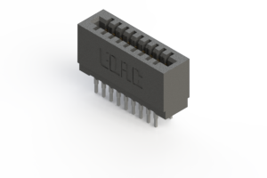 725-018-540-201 - Press-fit Card Edge Connector