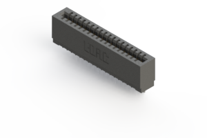 725-018-541-101 - Press-fit Card Edge Connector