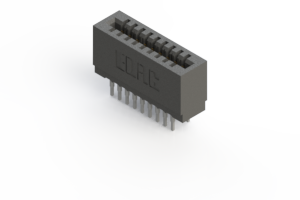 725-018-541-201 - Press-fit Card Edge Connector