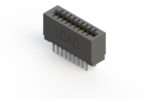 725-018-545-201 - Press-fit Card Edge Connector