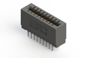 725-018-560-201 - Press-fit Card Edge Connector