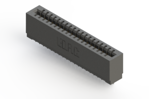 725-019-520-101 - Press-fit Card Edge Connector