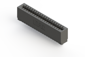 725-019-522-101 - Press-fit Card Edge Connector