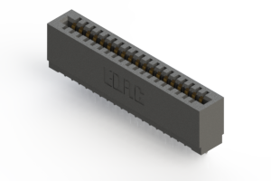 725-019-525-101 - Press-fit Card Edge Connector