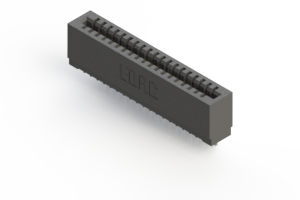 725-019-540-101 - Press-fit Card Edge Connector